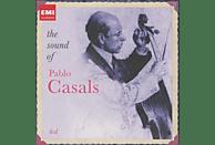 VARIOUS, Casals Pablo - The Sound Of Pablo Casals [CD]