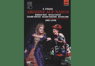 VARIOUS, Metropolitan Opera Orchestra - Ariadne Auf Naxos  - (DVD)