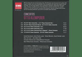 Daniel Branboim, Annie Fischer, New Philarmonia Orchestra, The Philarmonia Orchestra - Konzerte  - (CD)