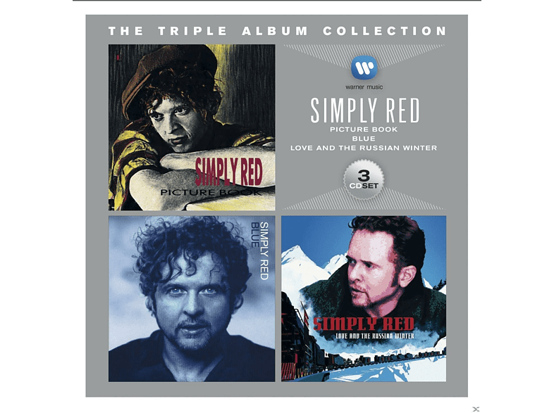 Simply Red - The Triple Album Collection [CD]