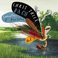 Chris Thile - Sonatas & Partitas Vol.1 [CD]