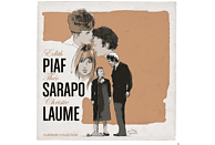 Edith Piaf, Theo Sarapo, Christie Laume - Platinum: Edith Piaf, Théo Sarapo & Christie Laume [CD]