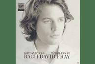 David Fray - Partita Bwv 826, 830/Toccata [CD]