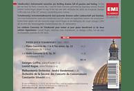 Leonid Kogan, Cziffra Georges, Constantin Silvestri - Klavier-& Violinkonzert [CD]