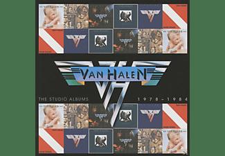Van Halen - STUDIO ALBUMS 1978-1984  - (CD)