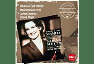 Academy of St. Martin in the Fields, Sabine/asmf/brown Meyer, Meyer Sabine - Klarinettenkonzerte [CD]