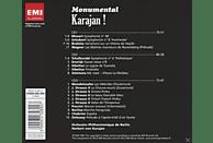 Orchestre Philharmonie De Berlin - Monumental Karajan [CD]