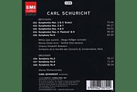 Carl Schuricht, Orchestre De La Société Des Concerts Du Conservatoire, Paris - The Complete Emi Recordings [CD]