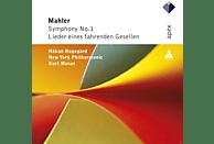 Kurt Masur, New York Philharmonia - Sinf.1 / Lieder Eines Fahrenden Gesellen [CD]