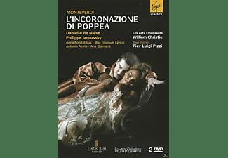 VARIOUS, Les Arts Florissants - L'incoronazione Di Poppea  - (DVD)