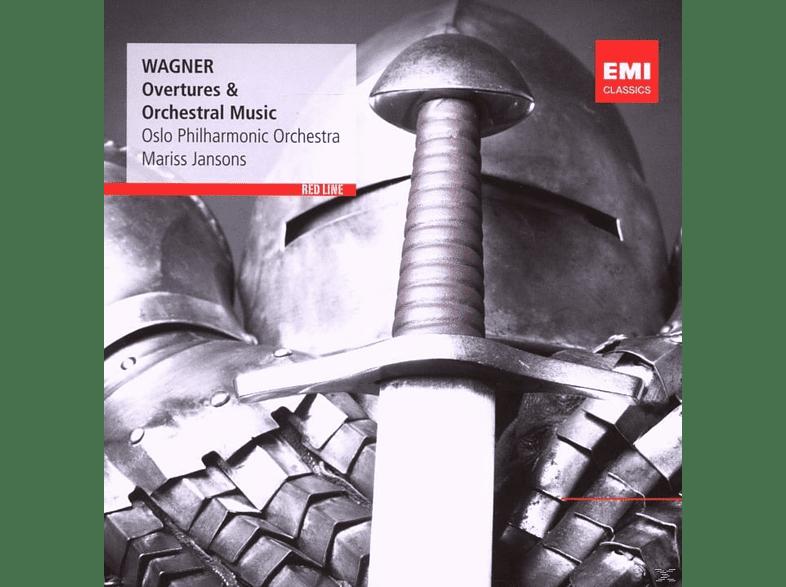 Mariss Kansons, Oslo Philharmonic Orchestra - Ouvertüren & Orchestermusik [CD]