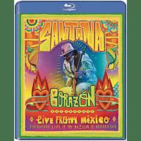 Carlos Santana - Corazón-Live From Mexico: Live It To Believe It [Blu-ray + CD]