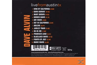Dave Alvin - Live From Austin Tx [CD]