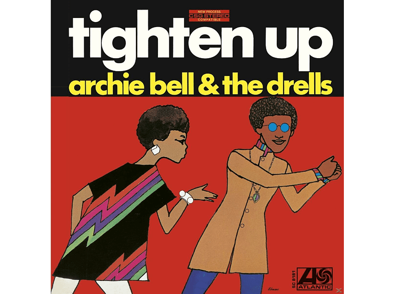 Archie Bell & The Drells - Tighten Up [CD]