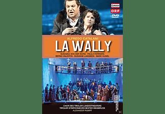 Chor Des Tiroler Landestheaters, Tiroler Symphonieorchester Innbruck - La Wally  - (DVD)