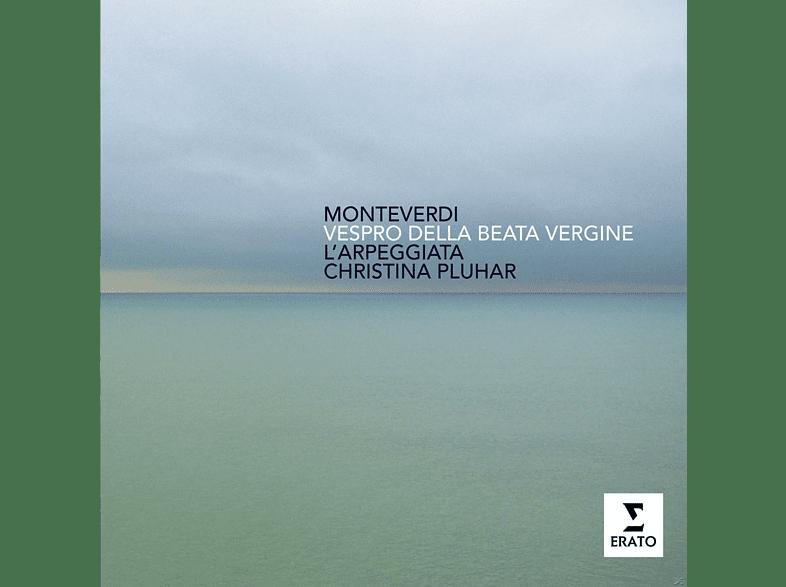 Christina Pluhar - Monteverdi: Vespro Della Beata Vergine [CD]