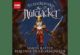 Sir Simon Rattle, Berliner Philharmoniker - Der Nussknacker-Highlights  - (CD)