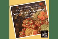 Andreas Staier - Variaciones Del Fandango Espanol [CD]