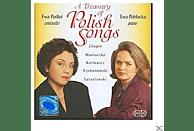 Ewa Poblocka, Ewa Podles - A Treasury of Polish Songs [CD]