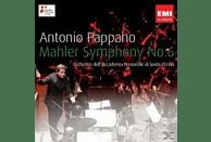 Antonio & Orchestra Dell' Accademia Nazionale Di San Pappano - Mahler: Symphony No. 6 [CD]
