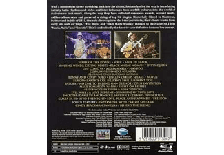 Carlos Santana - Greatest Hits: Live At Montreux 2011  - (Blu-ray)