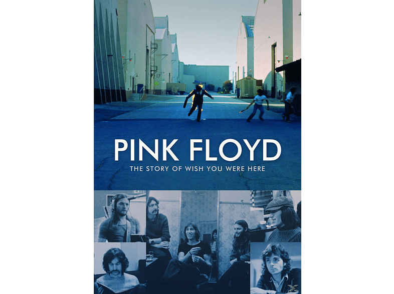 Pink Floyd - The Story Of Wish You Were Here (Bluray) [DVD]