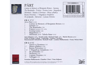 VARIOUS - Byzantia & Sanctuary/Choral [CD]