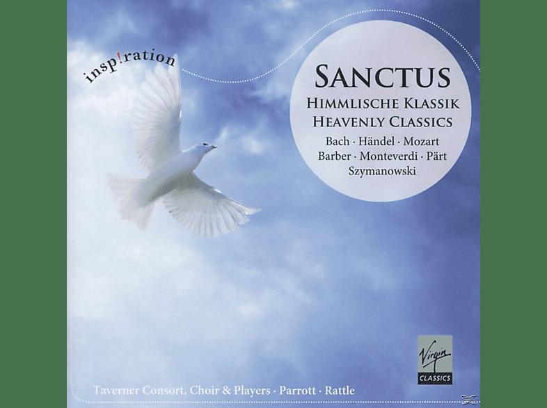 Andrew Parrott, Rattle, David Hill - Sanctus [CD]