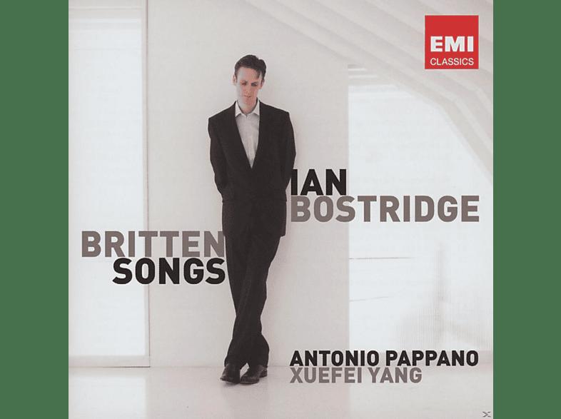 Xuefei Yang, Ian Bostridge, Pappano Sir Antonio - Songs [CD]