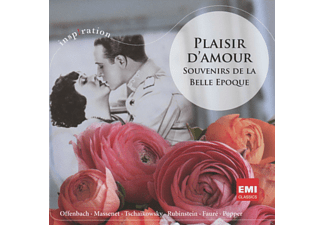 Rafael Frühbeck De Burgos, Victoria De Los Angeles, Bruno Canino, Wolfgang Boettcher, Karlheinz Zoeller, Hans Kalafusz, Radio-Sinfonieorchester Stuttgart, Sinfonia Of London, Sir Neville Marriner - Plaisir D'amour-Belle Epoque - (CD)