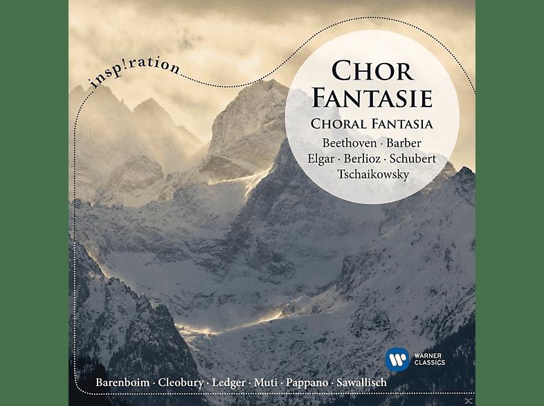 VARIOUS, Various Orchestra - Chorfantasie / Choral Fantasia [CD]