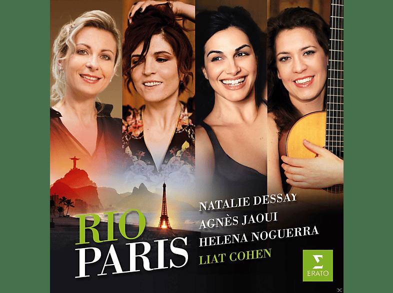 Hélèna Noguerra / Agnes Jaoui / Natalie Dessay / Liat Cohen - Rio-Paris [CD]
