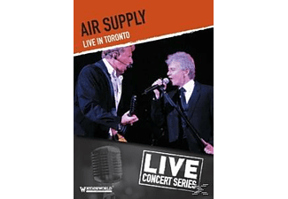 Air Supply - Live In Toronto  - (DVD)