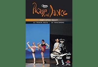 Paris Opera Ballet - Picasso & Dance  - (DVD)