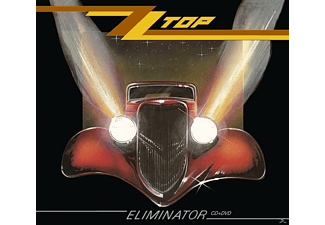 ZZ Top - ELIMINATOR (COLLECTORS EDITION)  - (CD + DVD Video)