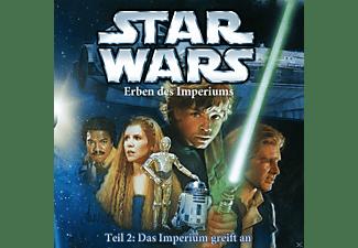 - Star Wars: Erben Des Imperiums 02: Das Imperium greift an  - (CD)