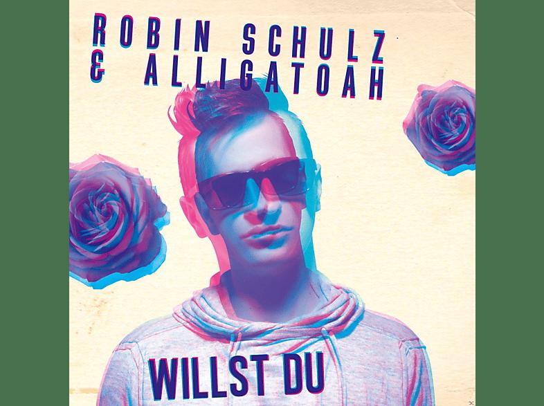 Alligatoah, Robin Schulz - Willst Du [Maxi Single CD]