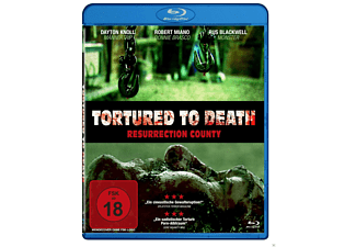 Tortured To Death - (Blu-ray)