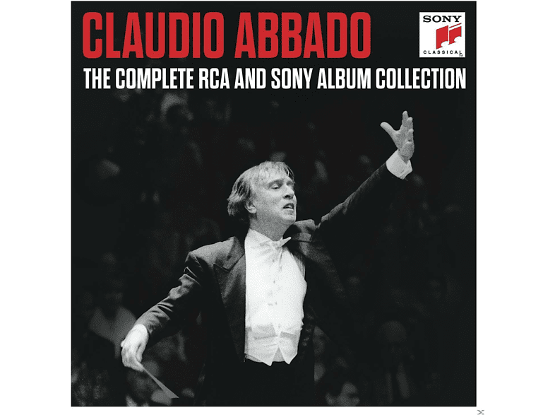VARIOUS, Various Orchestras - Claudio Abbado - The Complete Rca And Sony Album Collection [CD]