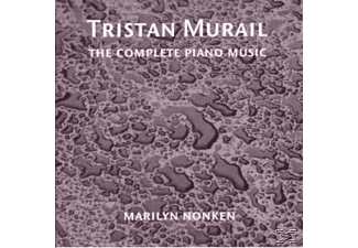 Marilyn Nonken - Murail-Complete Piano Music - (CD)