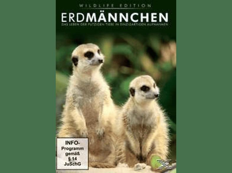 Erdmännchen - Das Leben Der Putzigen Tiere In Einzigartigen Aufnahmen [DVD]