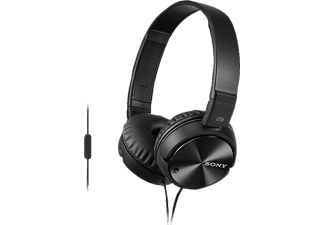 SONY MDR-ZX110NAB - Casque (On-ear, Noir)