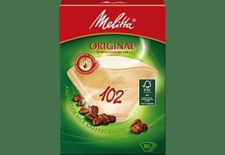 MELITTA 206926 Aroma Filtertüten Naturbraun