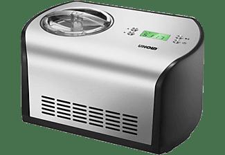 UNOLD 48865 One Eismaschine (135 Watt, Edelstahl/Schwarz)