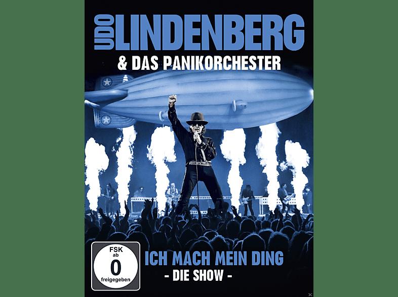 Udo & Das Panikorchester Lindenberg - ICH MACH MEIN DING - DIE SHOW [CD + DVD Video]