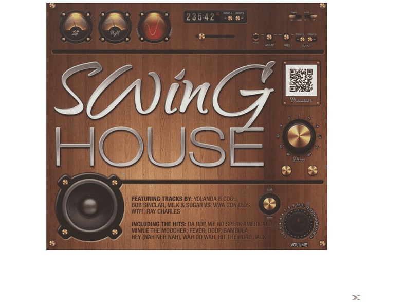 VARIOUS - Swing House [CD]