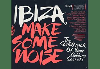 VARIOUS - Ibiza, Make Some Noise  - (CD)