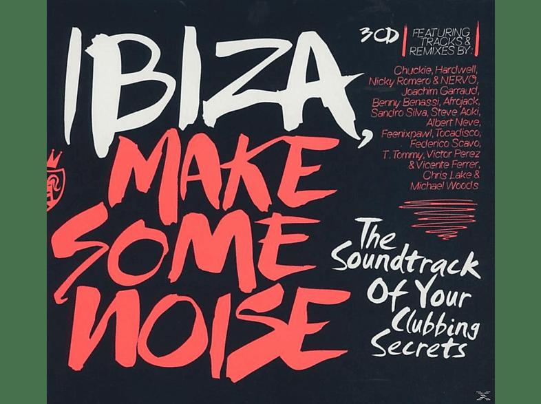 VARIOUS - Ibiza, Make Some Noise [CD]