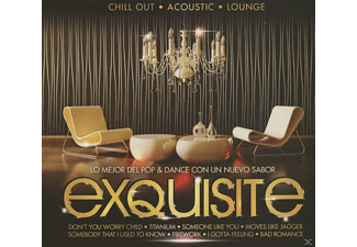 VARIOUS - Exquisite  - (CD)