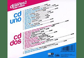 VARIOUS - Blanco Y Negro DJ Series Latin Edition 2  - (CD)